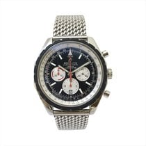 Breitling Chrono-Matic 49 Сталь 49mm Черный Без цифр