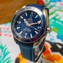 Omega Seamaster Planet Ocean Titanium 42mm Blue Arabic numerals United States of America, Illinois, Hanover Park