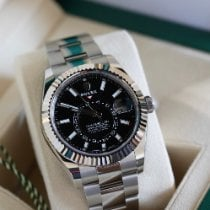 Rolex Sky-Dweller Steel 42mm Black No numerals United States of America, California, Sunnyvale