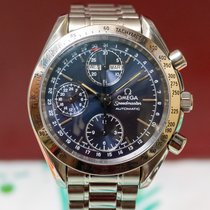 Omega Steel 39mm Automatic 3523.80.00 pre-owned United States of America, Illinois, Hanover Park