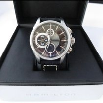Hamilton Steel 44mm Automatic H32756731 pre-owned