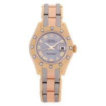 Rolex 80318 Lady-Datejust Pearlmaster 28mm pre-owned United States of America, Florida, Surfside