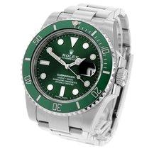 Rolex Зеленый 40mm новые Submariner Date