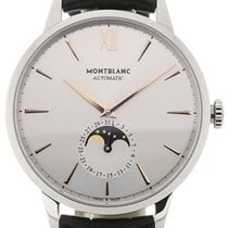 Montblanc Steel Automatic 111620 new