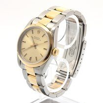 Rolex Oyster Perpetual 31 Gold/Steel 31mm Champagne