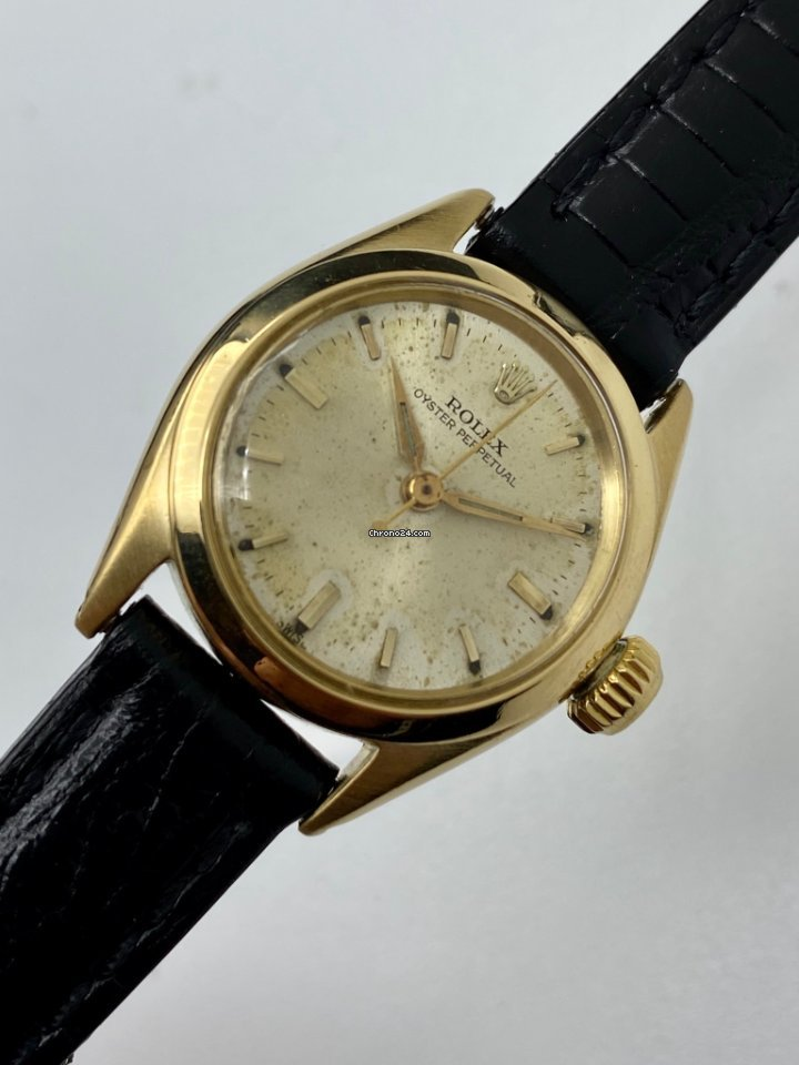 Rolex Oyster Perpetual 6618 1955 pre-owned