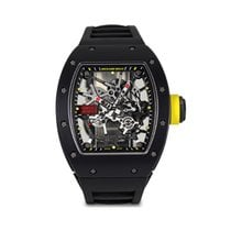 Richard Mille RM 035 RM035 New Carbon 48 mmmm Automatic