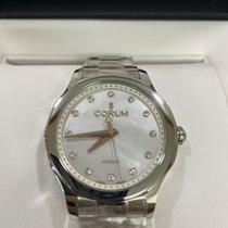 Corum Admiral's Cup Legend 38 nowość 2021 Automatyczny Zegarek z oryginalnym pudełkiem i oryginalnymi dokumentami A082/03556