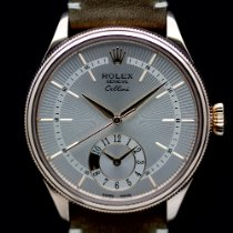 Rolex Cellini Dual Time Rose gold 39mm