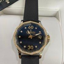 Corum Admiral's Cup Legend 38 nowość 2021 Automatyczny Zegarek z oryginalnym pudełkiem i oryginalnymi dokumentami 082.101.29/0F41 PN10