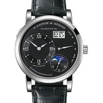 A. Lange & Söhne White gold 38.5mm Manual winding 192.029 new