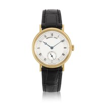 Breguet Classique Yellow gold 35mm Silver United States of America, New York, New York