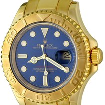 Rolex Yacht-Master Yellow gold 40mm Blue No numerals United States of America, Texas, Dallas