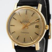 歐米茄 168.018 黃金 1972 Constellation 35mm 二手