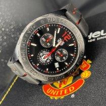 TAG Heuer Formula 1 Quartz Steel 43mm Black