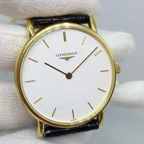 Longines Ouro amarelo 33mm Quartzo L4.742.6 usado