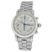 Montblanc Steel 38mm Automatic 7016 new United States of America, New York, New York