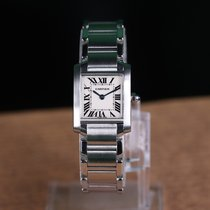 Cartier Steel 28mm Quartz W51008Q3 pre-owned United Kingdom, Norwich