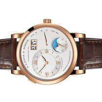 A. Lange & Söhne Rose gold 38.5mm Manual winding 192.032 new United States of America, Florida, Aventura