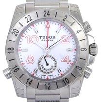 Tudor Sport Aeronaut Aço Branco