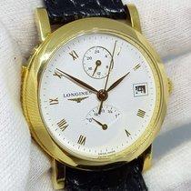 Longines Ouro amarelo 36mm Automático L4.646.6 usado