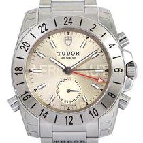 Tudor Sport Aeronaut Aço Champanhe