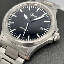 Sinn Steel 556 38.5mm pre-owned United States of America, Florida, Pompano Beach