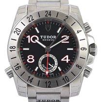 Tudor Sport Aeronaut Aço Preto