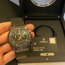 Hublot Classic Fusion Chronograph Титан 45mm Черный Без цифр Россия, moscow