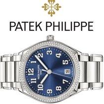 Patek Philippe Twenty~4 Сталь 36mm Синий Aрабские