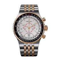 Breitling Montbrillant Légende novo Automático Relógio com caixa e documentos originais C2334024/G631/445C