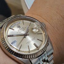 Rolex Day-Date 36 1803 Good White gold Automatic Malaysia, Muar