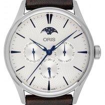 Oris Steel 40mm Automatic 01 781 7729 4051-07 5 21 31FC new