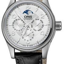 Oris Big Crown Complication Stahl 40mm Silber Deutschland, Schwabach