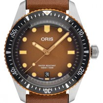 Oris 01 733 7707 4356-07 5 20 45 Bronze 2021 Divers Sixty Five 40mm new
