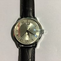 Eberhard & Co. Steel 39mm Automatic 41037 CP ACIER new