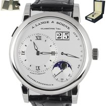 A. Lange & Söhne Lange 1 Platinum 38.5mm Silver United States of America, New York, Smithtown