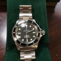 Rolex Submariner (No Date) Steel 40mm Black No numerals United States of America, California, Tarzana