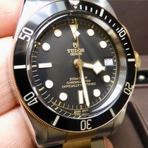 Tudor Black Bay S&G Gold/Steel 41mm Black United States of America, North Carolina, Winston Salem