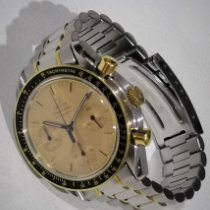 Omega Speedmaster Reduced Gold/Steel Gold Malaysia
