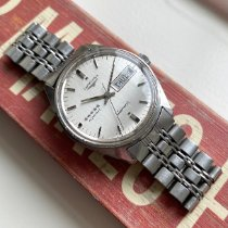 Longines Admiral Steel Silver United States of America, New York, New York