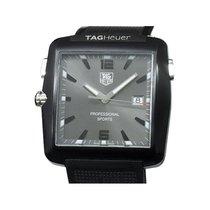 TAG Heuer Professional Golf Watch Stahl 38mm Grau