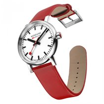 Mondaine Evo new Quartz Watch with original box and original papers MSE.35110.LC