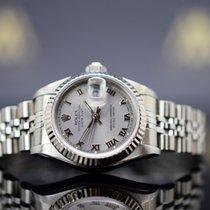 Rolex Lady-Datejust Stahl 26mm Silber Deutschland, Hamburg