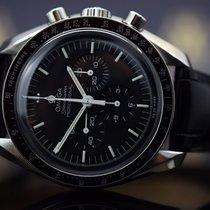 Omega Speedmaster Professional Moonwatch Stahl 42mm Schwarz Deutschland, Hamburg