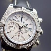 Breitling Chronomat Evolution Stahl 44mm Silber Deutschland, Hamburg