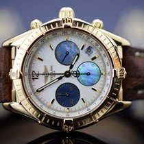 Breitling Chrono Cockpit 37mm Mother of pearl