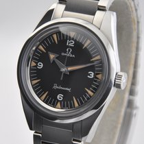 Omega Seamaster Railmaster Steel 38mm Black Arabic numerals United States of America, Ohio, Mason