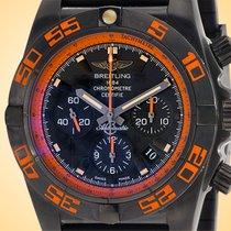 Breitling Chronomat 44 Raven Steel 44mm Black