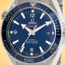 Omega Seamaster Planet Ocean Titanium 45.5mm Blue United States of America, Illinois, Northfield